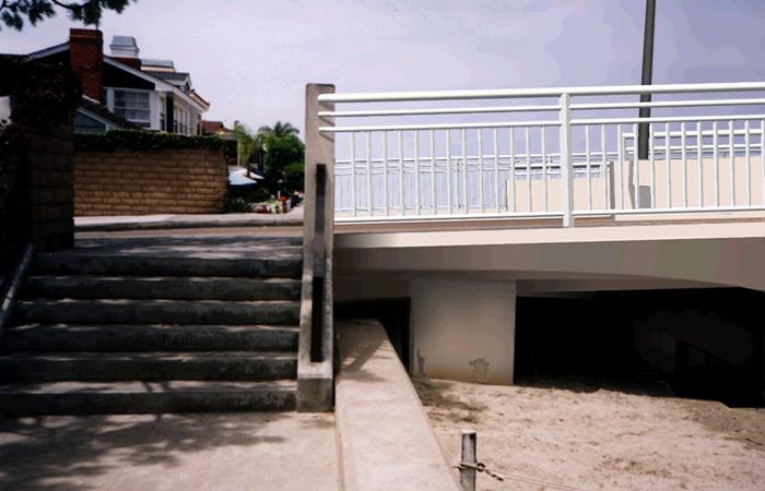 Balboa Island Bridge Macdonald Architects: donald macdonald architects