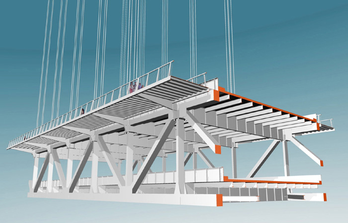 San Francisco Entry Level Jobs >> Bay Bridge, West Span Bicycle/Pedestrian Pathway | MacDonald Architects