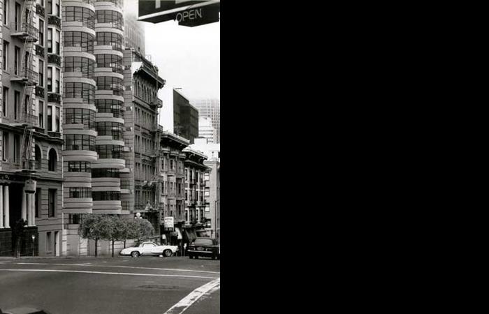 Bush Street High Rise Condominiums Macdonald Architects